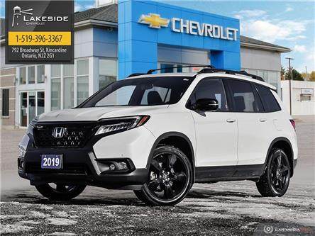 2019 Honda Passport Touring (Stk: T1061B) in Kincardine - Image 1 of 29