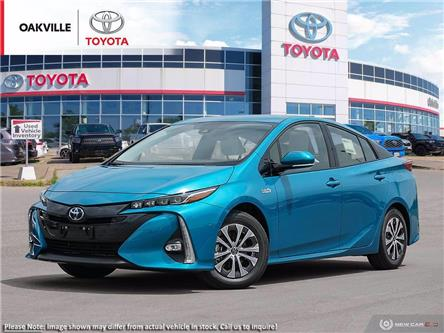 2021 Toyota Prius Prime Upgrade (Stk: 21258) in Oakville - Image 1 of 22