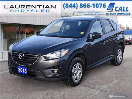 2016 Mazda CX-5 GS (Stk: 21100A) in Greater Sudbury - Image 1 of 28