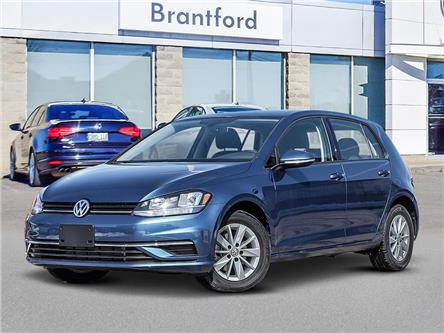 2021 Volkswagen Golf Comfortline (Stk: GO21735) in Brantford - Image 1 of 10
