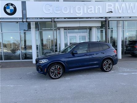 2021 BMW X3 M40i (Stk: B21015) in Barrie - Image 1 of 9