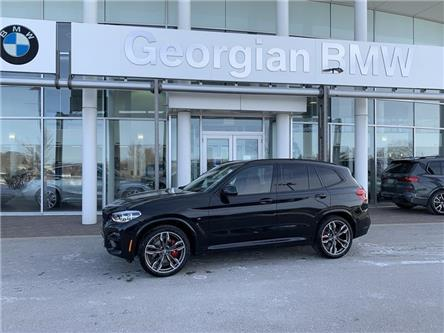 2021 BMW X3 M40i (Stk: B21016) in Barrie - Image 1 of 9