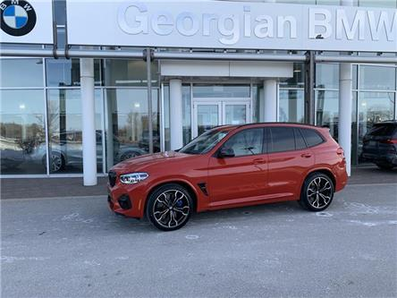 2021 BMW X3 M Competition (Stk: B21054) in Barrie - Image 1 of 10