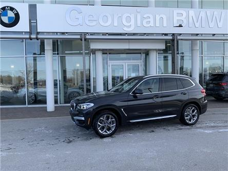 2021 BMW X3 xDrive30i (Stk: B21080) in Barrie - Image 1 of 9