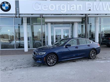2021 BMW 330e xDrive (Stk: B21083) in Barrie - Image 1 of 9