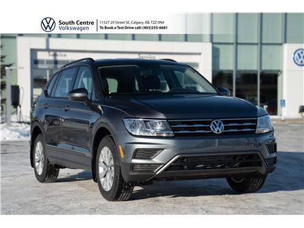 2021 Volkswagen Tiguan Trendline (Stk: 10092) in Calgary - Image 1 of 40