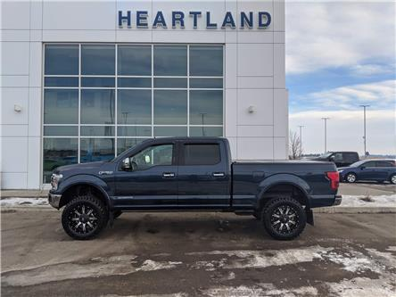 2020 Ford F-150 Lariat (Stk: B10902) in Fort Saskatchewan - Image 1 of 29
