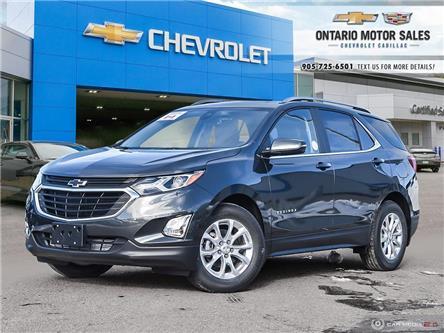 2021 Chevrolet Equinox LT (Stk: T1135108) in Oshawa - Image 1 of 18