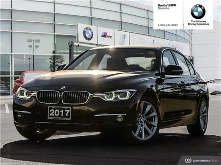 2017 BMW 330i xDrive (Stk: DB6050) in Oakville - Image 1 of 26
