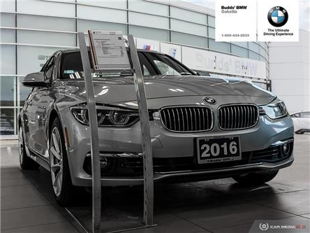2016 BMW 328i xDrive (Stk: DB6083) in Oakville - Image 1 of 15