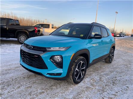 2021 Chevrolet TrailBlazer RS (Stk: T2139) in Athabasca - Image 1 of 23