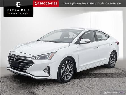 2019 Hyundai Elantra  (Stk: SP0565A) in North York - Image 1 of 25