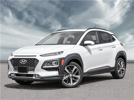 2021 Hyundai Kona  (Stk: 22509) in Aurora - Image 1 of 23