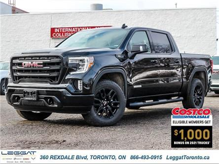2021 GMC Sierra 1500 Elevation (Stk: 189801) in Etobicoke - Image 1 of 25