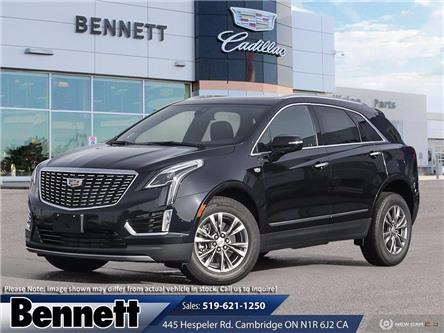 2021 Cadillac XT5 Premium Luxury (Stk: 210082) in Cambridge - Image 1 of 23