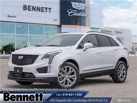 2021 Cadillac XT5 Sport (Stk: 210084) in Cambridge - Image 1 of 23