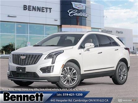 2021 Cadillac XT5 Premium Luxury (Stk: D210041) in Cambridge - Image 1 of 23