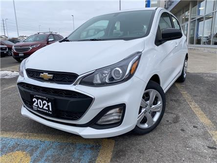 2021 Chevrolet Spark LS CVT (Stk: 24360) in Carleton Place - Image 1 of 12