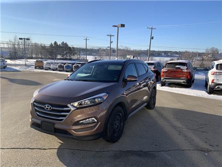 2017 Hyundai Tucson  (Stk: 02075A) in Miramichi - Image 1 of 13