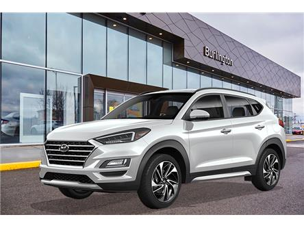 2021 Hyundai Tucson Preferred w/Sun & Leather Package (Stk: N2560) in Burlington - Image 1 of 3
