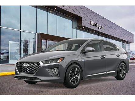 2020 Hyundai Ioniq Plug-In Hybrid Preferred (Stk: N2566) in Burlington - Image 1 of 3
