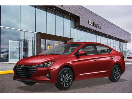 2020 Hyundai Elantra Preferred w/Sun & Safety Package (Stk: N1981) in Burlington - Image 1 of 3