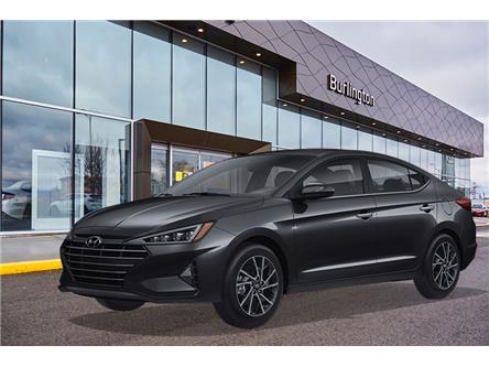 2020 Hyundai Elantra Preferred w/Sun & Safety Package (Stk: N1790) in Burlington - Image 1 of 3