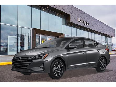 2020 Hyundai Elantra Preferred (Stk: N1438) in Burlington - Image 1 of 3