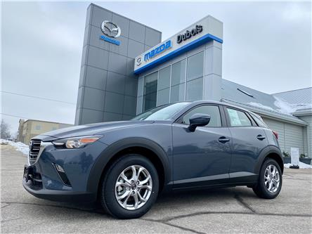 2021 Mazda CX-3 GS (Stk: T2115) in Woodstock - Image 1 of 20