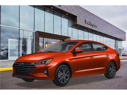 2020 Hyundai Elantra Preferred w/Sun & Safety Package (Stk: N1735) in Burlington - Image 1 of 3