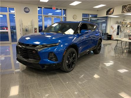 2021 Chevrolet Blazer RS (Stk: 222637) in Fort MacLeod - Image 1 of 16