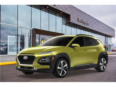 2020 Hyundai Kona 1.6T Ultimate w/Lime Colour Pack (Stk: N2363) in Burlington - Image 1 of 3
