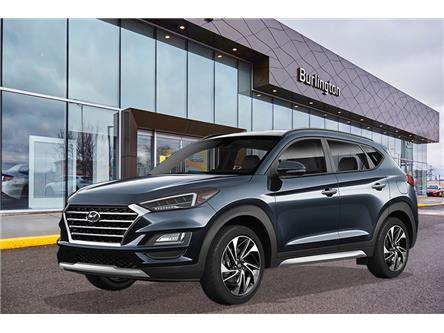 2021 Hyundai Tucson Preferred w/Sun & Leather Package (Stk: N2543) in Burlington - Image 1 of 3
