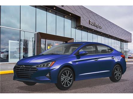 2020 Hyundai Elantra Luxury (Stk: N1610) in Burlington - Image 1 of 3