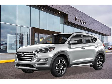 2021 Hyundai Tucson Preferred w/Sun & Leather Package (Stk: D2549) in Burlington - Image 1 of 3