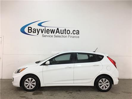 2016 Hyundai Accent GL (Stk: 37388W) in Belleville - Image 1 of 17