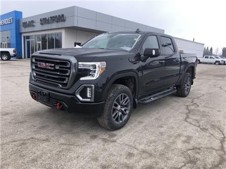 2021 GMC Sierra 1500 AT4 (Stk: T3919) in Stratford - Image 1 of 10