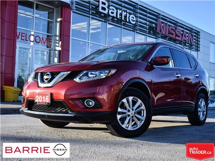 2016 Nissan Rogue S (Stk: P4764) in Barrie - Image 1 of 28