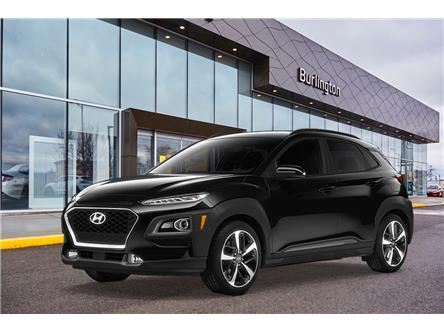 2021 Hyundai Kona EV Preferred w/Two Tone (Stk: N2641) in Burlington - Image 1 of 3