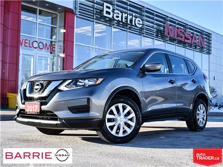 2017 Nissan Rogue S (Stk: P4758) in Barrie - Image 1 of 27