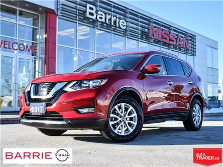 2017 Nissan Rogue SV (Stk: P4760) in Barrie - Image 1 of 28