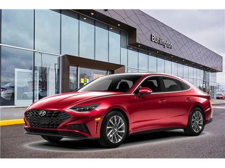 2021 Hyundai Sonata Ultimate (Stk: D2687) in Burlington - Image 1 of 3