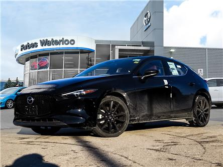 2021 Mazda Mazda3 Sport GT w/Turbo (Stk: A7114) in Waterloo - Image 1 of 17