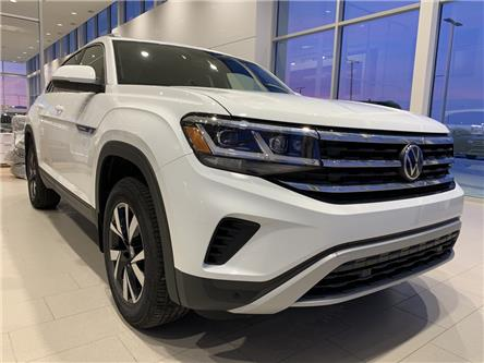 2020 Volkswagen Atlas Cross Sport 3.6 FSI Comfortline (Stk: 70101) in Saskatoon - Image 1 of 18