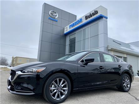2021 Mazda MAZDA6 GS (Stk: C2122) in Woodstock - Image 1 of 20