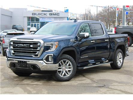 2021 GMC Sierra 1500 SLT (Stk: 3138001) in Toronto - Image 1 of 39