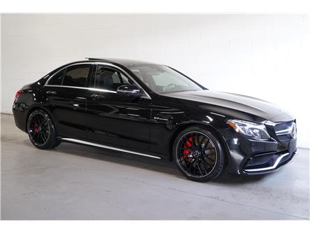 2017 Mercedes-Benz AMG C 63 S (Stk: A199165) in Vaughan - Image 1 of 30