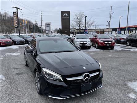 2018 Mercedes-Benz CLA 250 Base (Stk: P3662) in Ottawa - Image 1 of 23