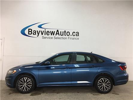 2019 Volkswagen Jetta 1.4 TSI Highline (Stk: 37202WA) in Belleville - Image 1 of 23