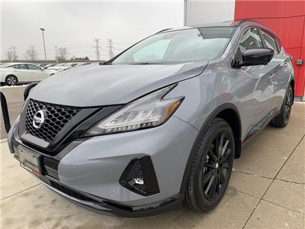 2021 Nissan Murano Midnight Edition (Stk: MC101474) in Bowmanville - Image 1 of 8